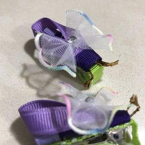 Accessories - Bumblebee hair pins